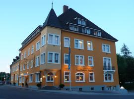 Ringhotel Zum Goldenen Ochsen, golf hotel in Stockach