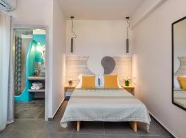 Afrodete Hotel, מלון בפירוסטפני