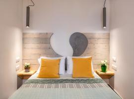 Afrodete Hotel, hôtel à Firostefani