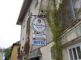 Hotel und Brauereigasthof Kaiserdom, guest house in Bamberg