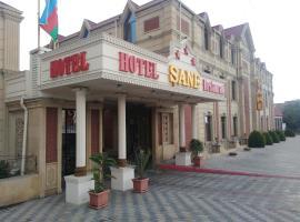 Shane Hotel Quba: Kuba şehrinde bir otel