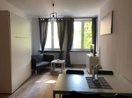 Flat Chmielna Street – niedrogi hotel w Warszawie