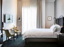 Pillows Grand Boutique Hotel Place Rouppe Brussels, hotel en Bruselas