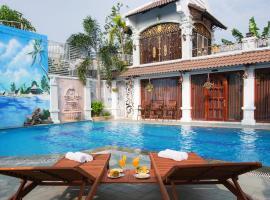 Chau Long Hotel, hotel near Giang Dien Waterfall Tourist Site, Ho Chi Minh City