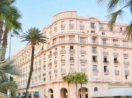 New | Luxury Apartment in Palais Miramar