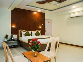 Treebo Trend Hillway Inn Mahabaleshwar Market、マハバレシュワールのホテル