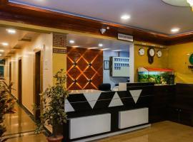 Treebo Trend Hillway Inn,Mahabaleshwar, hotel in Mahabaleshwar