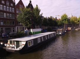Boat no Breakfast, holiday rental in Amsterdam