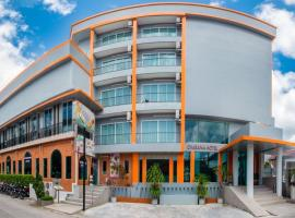 Chabana Kamala Hotel, hotel in Kamala Beach
