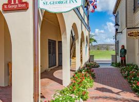 St George Inn - Saint Augustine, inn in St. Augustine