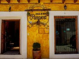 Hotel Posada Primavera, hotel in San Cristóbal de Las Casas