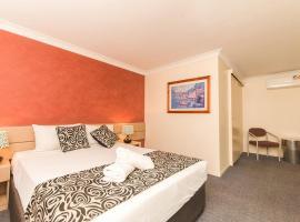 Hampton Villa Motel, motel in Rockhampton