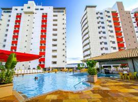 VILLAS DIROMA RESIDENCE - BVTUR, hotel near Acqua Park Di Roma, Caldas Novas