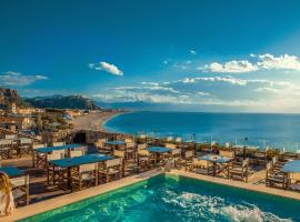 Ngonia Bay, hotel in Milazzo
