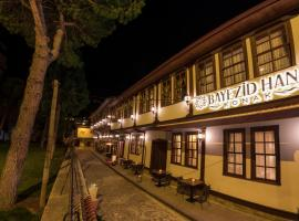 BAYEZİD HAN KONAK, отель в городе Амасья
