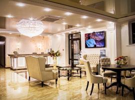 Спа-отель PALAZZO, отель в Кисловодске