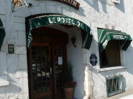 Hotel Le Postillon, hotel in Pau
