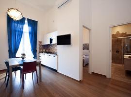 Italia Apartment OrtoBotanic Garden, accessible hotel in Naples