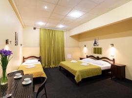 Semenovskiy Mini Hotel, hotel in Moscow