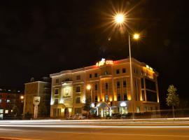 Siir Boutique Hotel, отель в Денизли