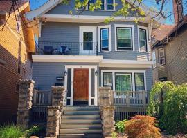 Spacious Historic Home in Elmwood Village, apartment in Buffalo
