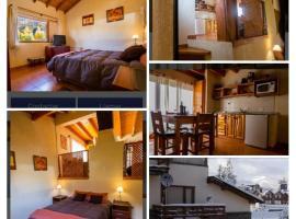 Enjoy Catedral, complejo de cabañas en San Carlos de Bariloche