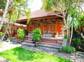 Kawali Homestay Kuta, guest house in Kuta