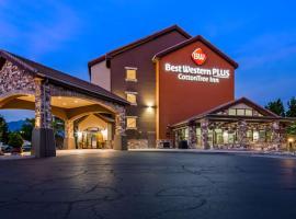 Best Western Plus Cotton Tree Inn, hotel in Sandy