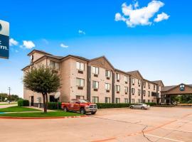 Best Western Northwest Inn, hotel near Dallas Love Field Airport - DAL, Dallas