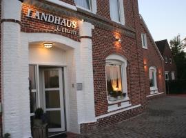 Hotel Garni Landhaus Uttum, Pension in Krummhörn