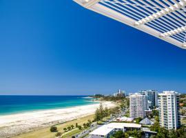 Kirra Surf Apartments, hotel near Southern Cross University Gold Coast Campus, Gold Coast