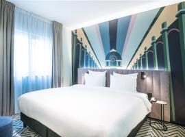 Hotel Hubert Grand Place, hotel en Bruselas