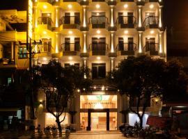 Aiden Saigon Hotel, hotel in Ho Chi Minh City