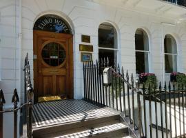 Euro Hotel, hotel in Bloomsbury, London