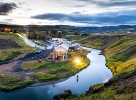 Frost and Fire Hotel, hotel in Hveragerði