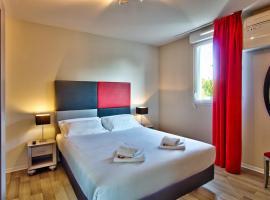 Adonis Hotel Bayonne, hôtel à Lahonce