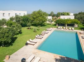Masseria Montelauro, hotel a Otranto