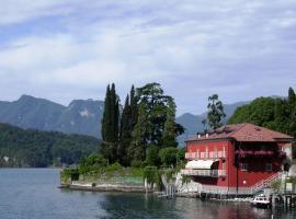 La Darsena, hotell i Tremezzo