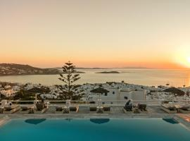 Hotel Alkyon, romantic hotel in Mikonos