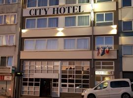 City Hotel, hotel in Wuppertal