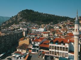Hotel Pasarela, hotel in Berat