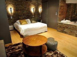 Le Gourguillon, hôtel à Lyon près de: EM Lyon Business School