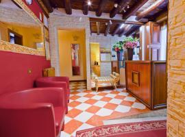 Hotel Henry, hotel perto de Estação San Marcuola, Veneza