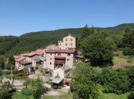Alla Battuta, spa hotel in Sansepolcro