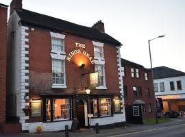 Kings Head Inn, Warwick, hotel in Warwick