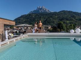 Brunet - The Dolomites Resort, hotel a Fiera di Primiero