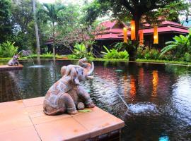 Baan Laanta Resort & Spa, hotel in Ko Lanta