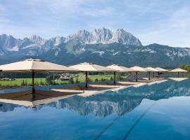 Hotel Penzinghof, Hotel in Oberndorf in Tirol