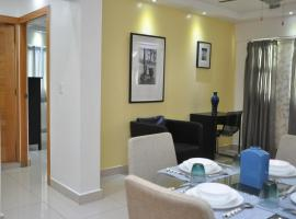 City Caribbean Hotel Boutique, hotel en Santo Domingo