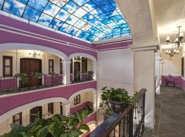 Casona Maria, hotel en Puebla